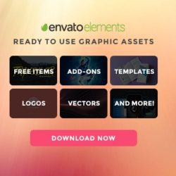 envato elements, fonts,themes