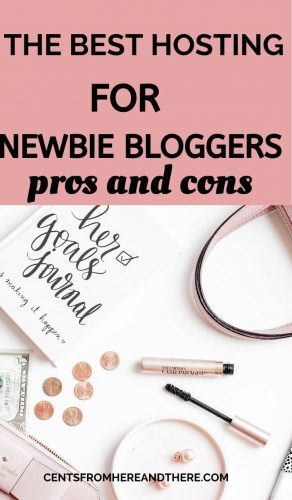 best affordable hosting for newbie bloggers