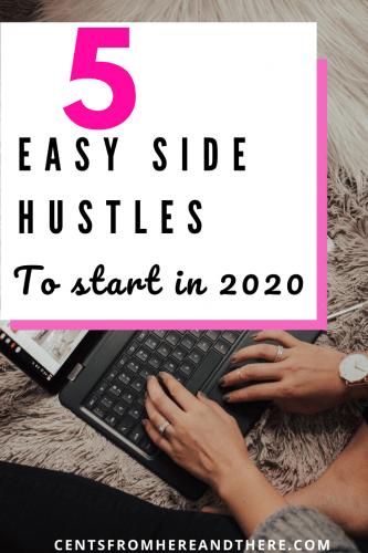 sidehustles to start in 2020