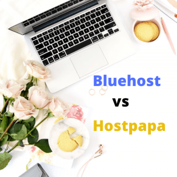 Bluehost Vs Hostpapa