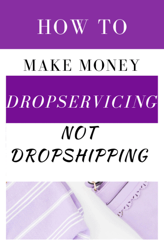 HOW TO MAKE MONEY DROPSERVICING