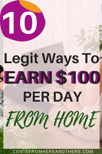 Want to make money from home? Learn all the ways to make up to $50,000 a year working from home that will cost you little to no money to set up.#passiveincomestreams #moneymakingideas #extracash #smallbusiness #startups #sidehustles #makemoneyonline